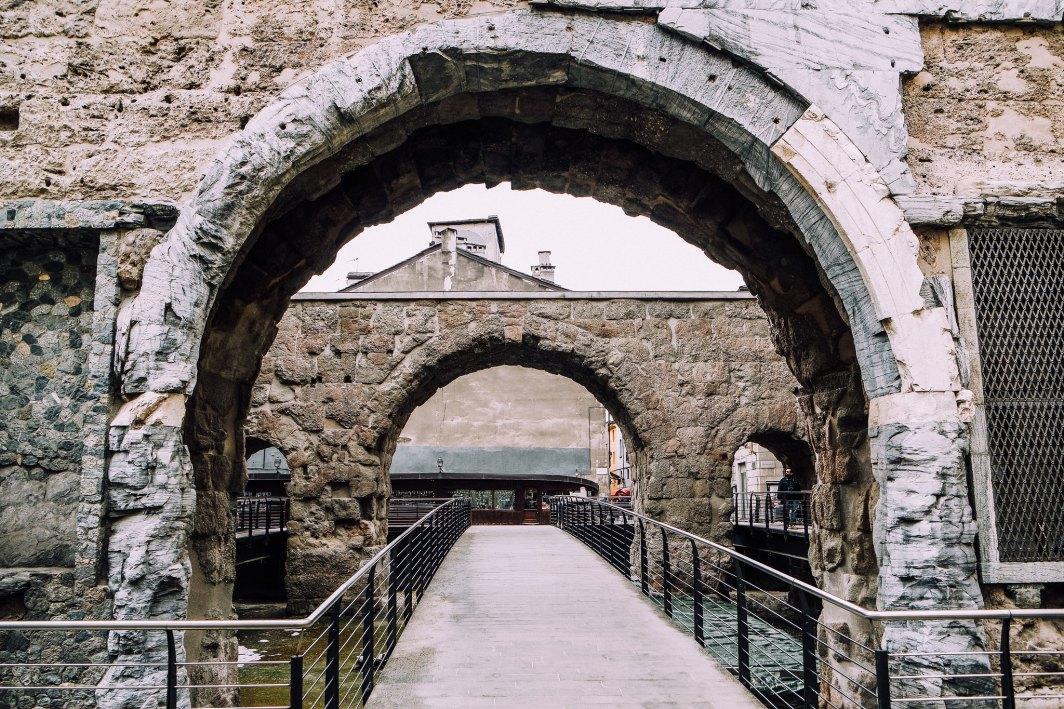 Porta Pretoria (Aosta)