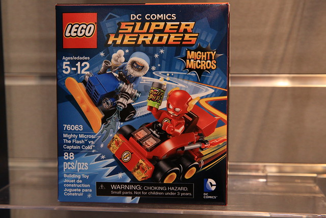 LEGO Mighty Micros 76063 The Flash vs. Captain Cold 1