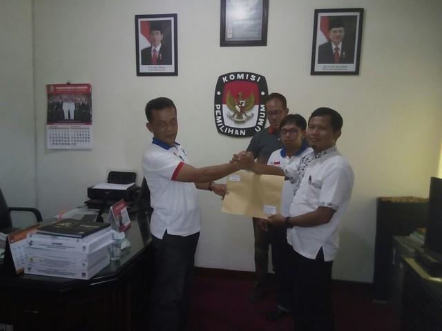 PERINDO Silaturrahim ke KPU Tulungagung (11/3)