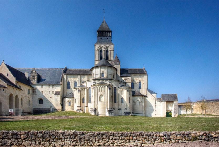 Fontevraud Royal Abbey.