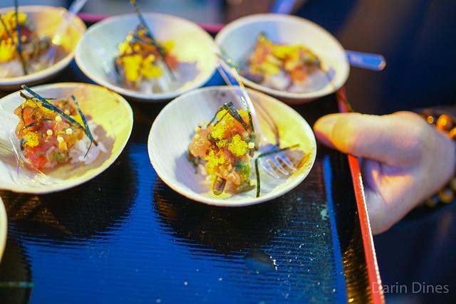 Sushi Roku tuna tartare