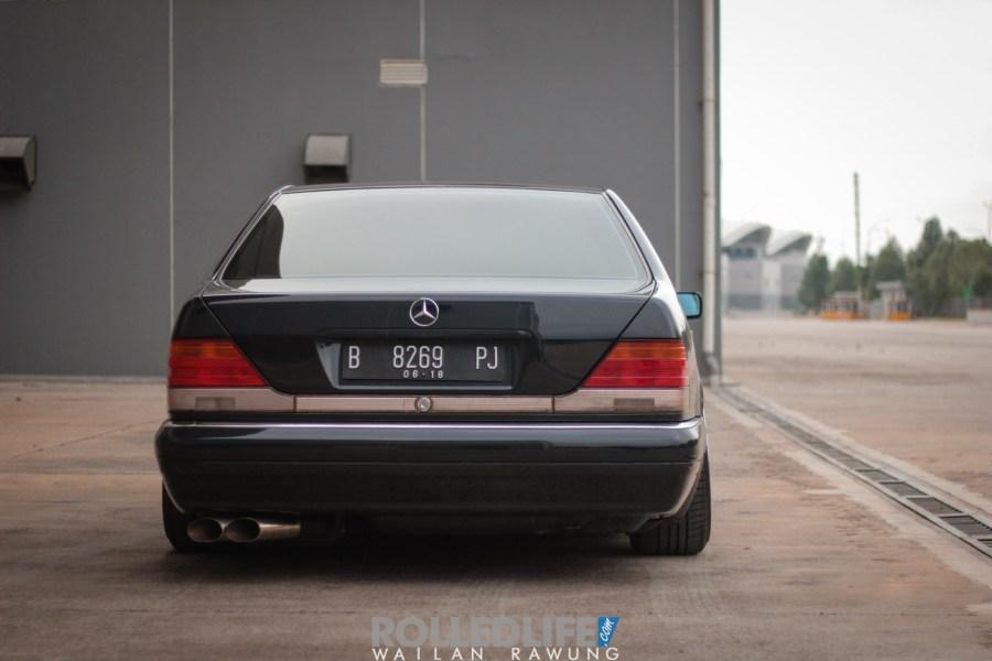 Mercedes Benz W140 S Class-39