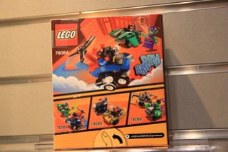 LEGO Marvel 76064 Spider-Man vs. Green Goblin 2