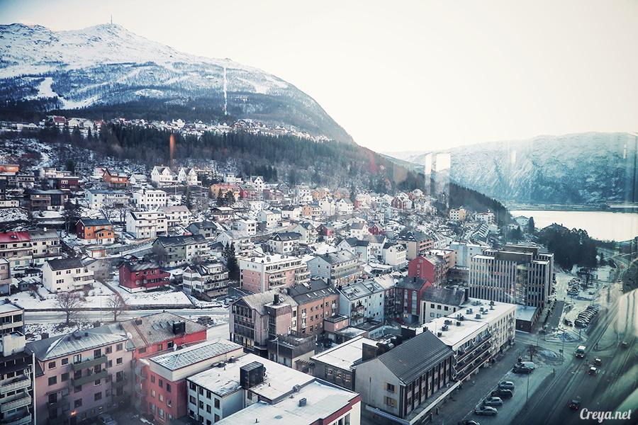 2016.02.23  看我歐行腿   阿呀~一不小心就從瑞典到了挪威, Narvik 小鎮遇見地理課本中的峽灣 33.jpg