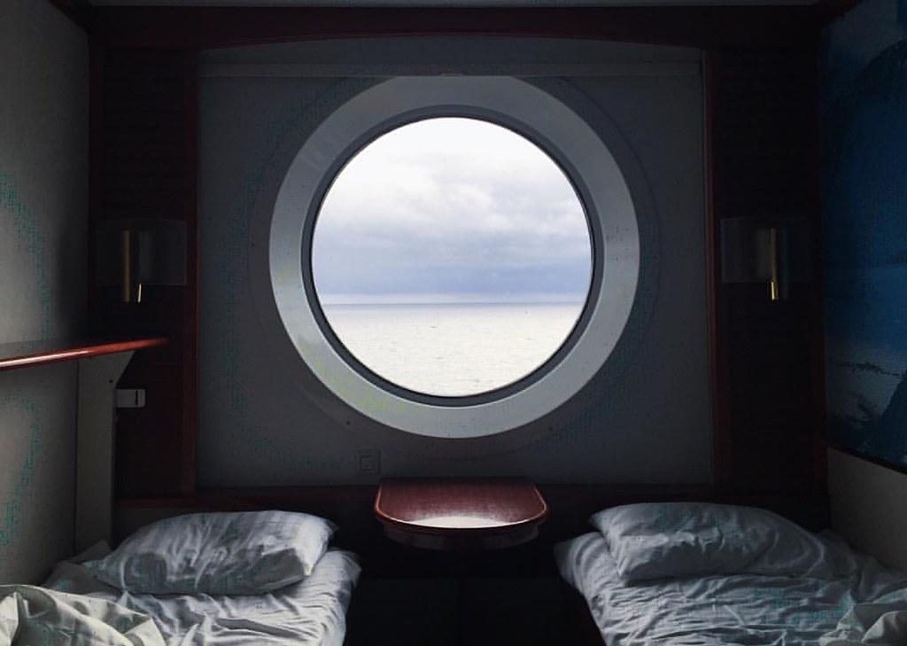 Sunday at sea.⚓️ #thehappynow #theartofslowliving #verilymoment #travel #scandinavia #balticsea #birkacruises