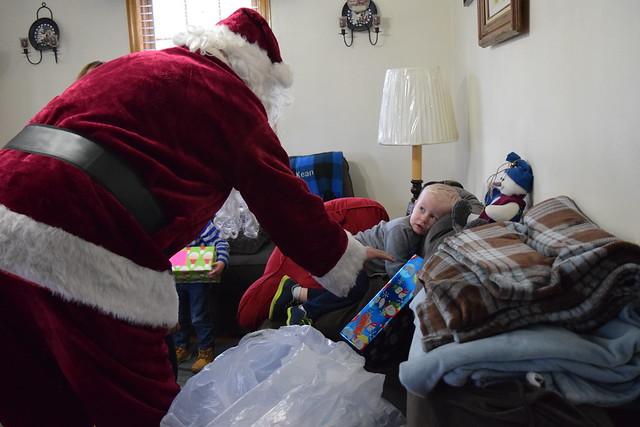 2015 Bring Santa Home