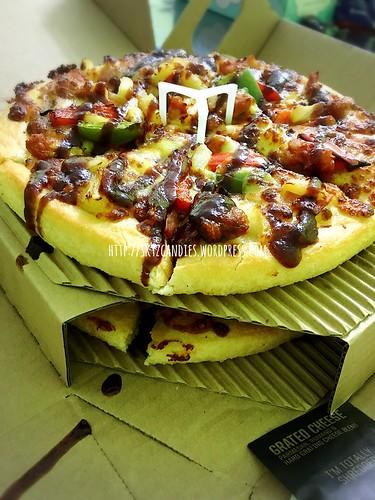 Double box piZza