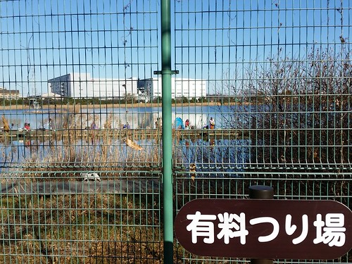 「昭和沼」の補給で初めてX7全部リサイクルしました #INGRESS