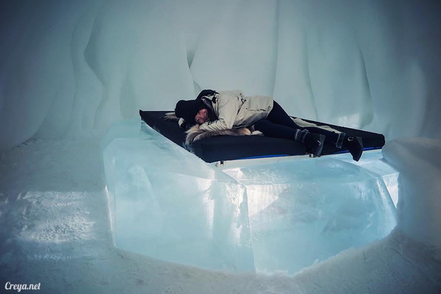 2016.02.25 | 看我歐行腿 | 美到搶著入冰宮,躺在用冰打造的瑞典北極圈 ICE HOTEL 裡 18.jpg