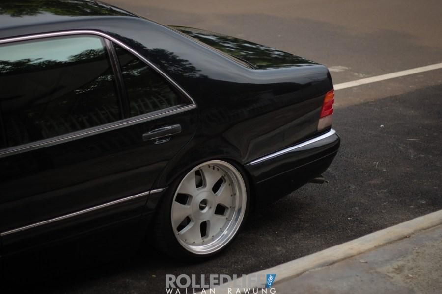 Mercedes Benz W140 S Class-3