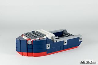 REVIEW LEGO Creator 31045 Ocean Explorer 07