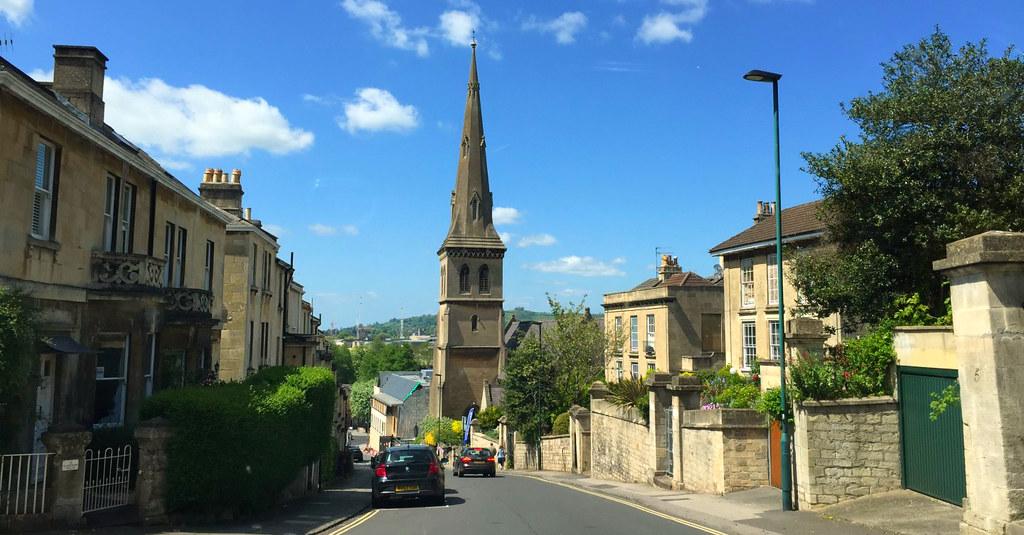 Bath en un día: Bath en Inglaterra Bath en un día Bath en un día, el SPA de Roma en Inglaterra 25149169956 6e1f0c2aaf b
