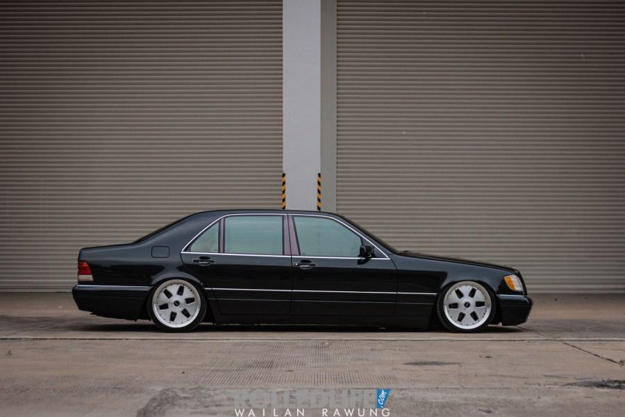 Mercedes Benz W140 S Class-42