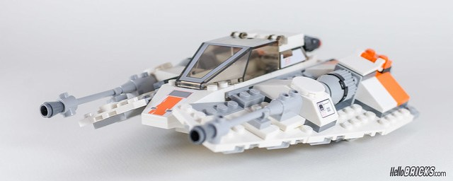 REVIEW LEGO Star Wars 75098 Assault on Hoth (HelloBricks)