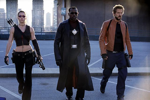 Hannibal in Blade Trinity