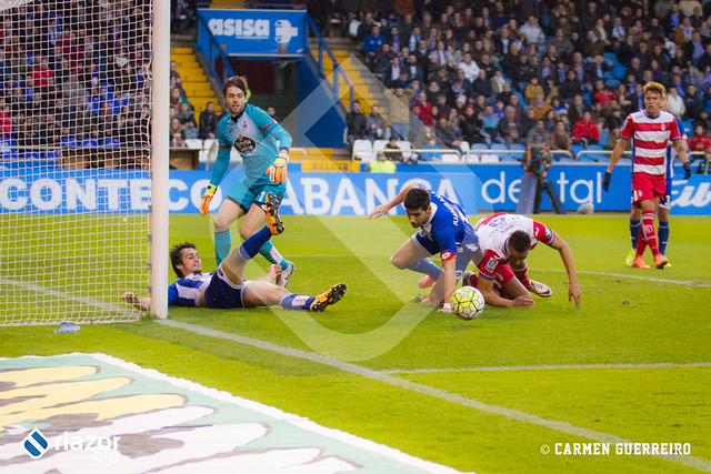 Liga BBVA: Deportivo - Granada