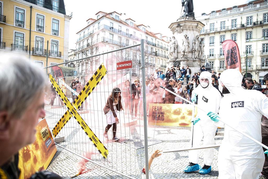 Fear The Walking Dead - Invasão Zombie em Lisboa