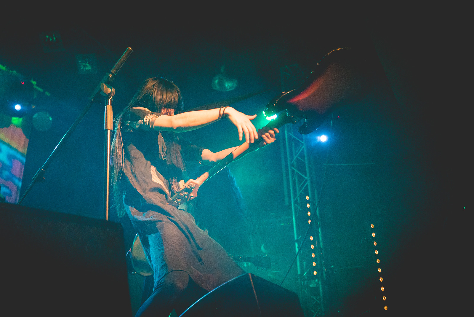 Bo Ningen at the 229