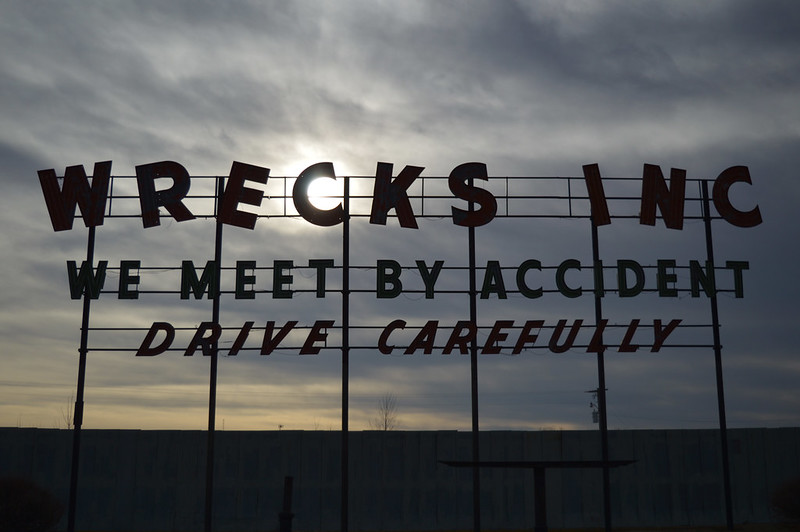 Wrecks, Inc.