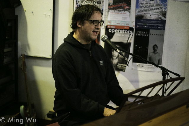 Mike Dubue @ The Record Centre