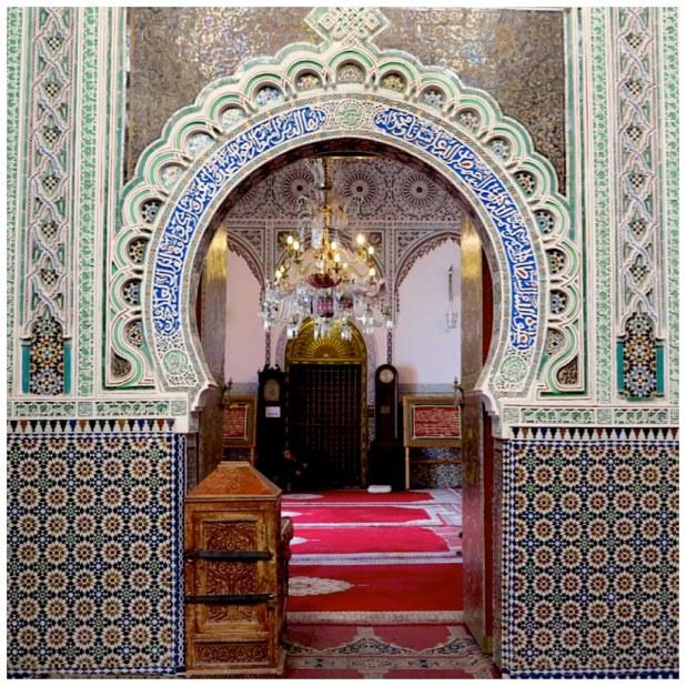 Mausoleo Mulay Idris Fez