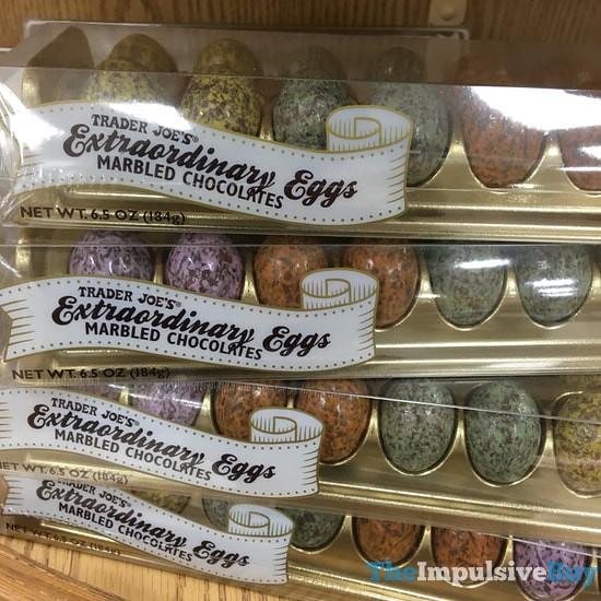 Trader Joe's Extraordinary Eggs