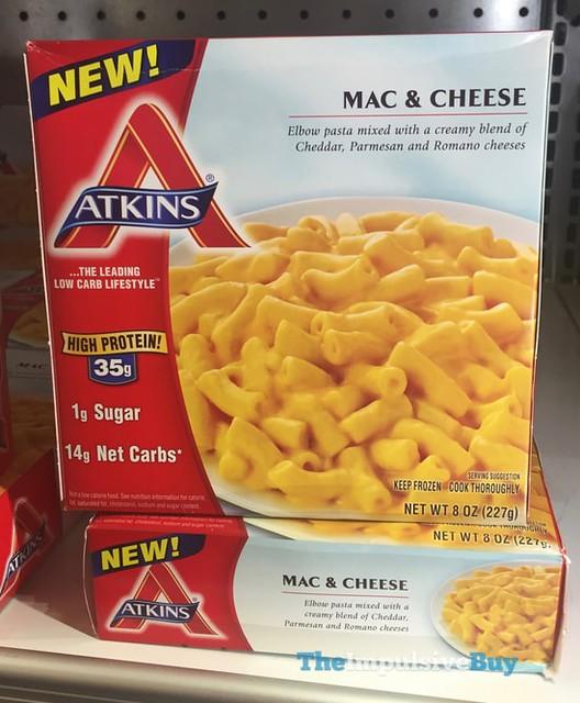 Atkins Mac & Cheese