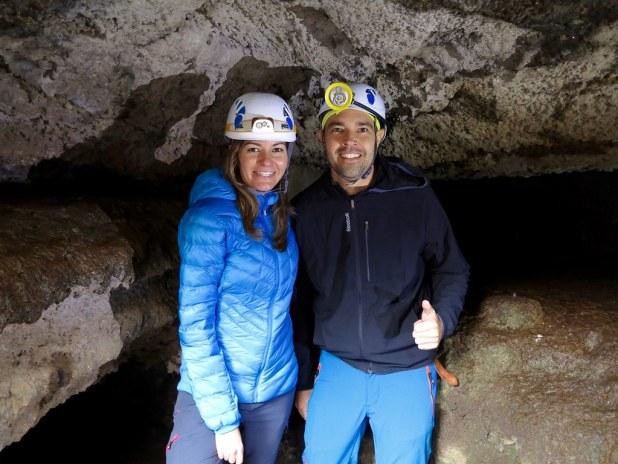 Cueva del Viento en Tenerife