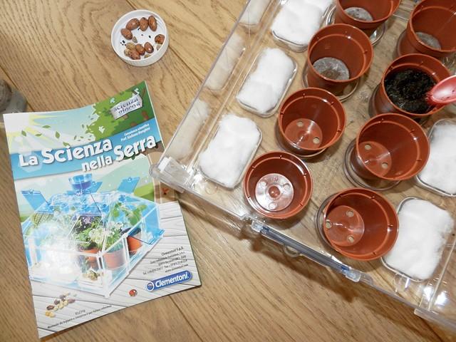 la scienza nella serra - cosa regalare ai bambini a 10 anni