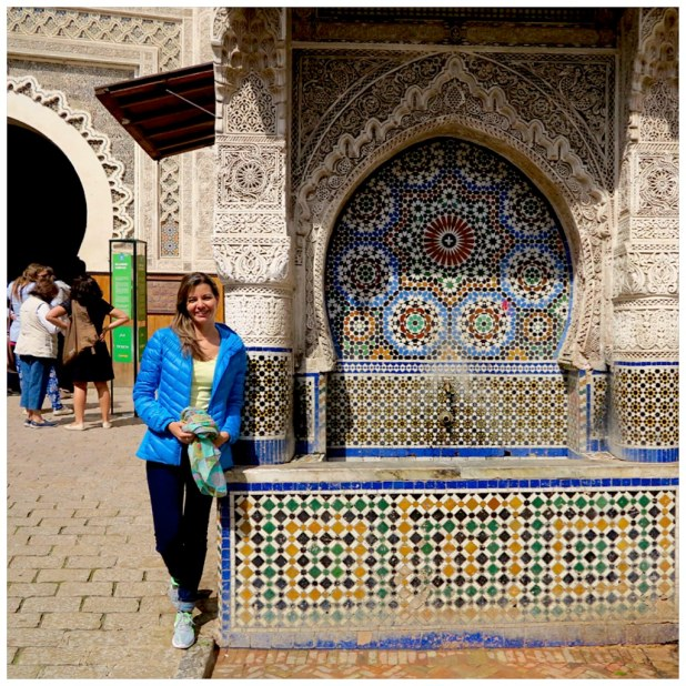 Plaza Nejjarine Fez