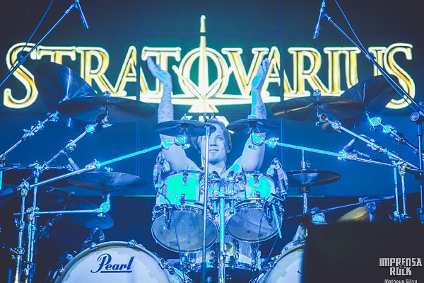 Stratovarius @ SP - 12/02/16