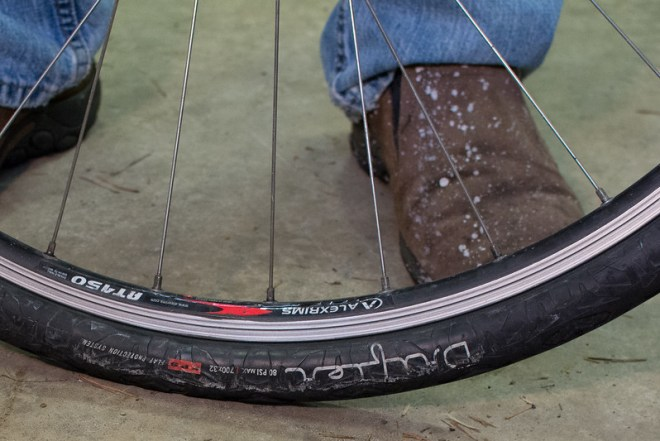 tubeless tire conversion