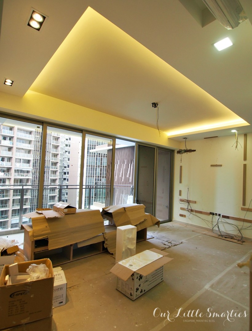 Bartley Residences Renovation Part 2 Carpentry And Lighting Installation