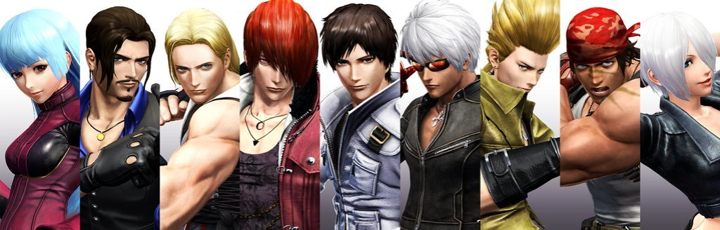 King of Fighters Arcade Game (KOF)