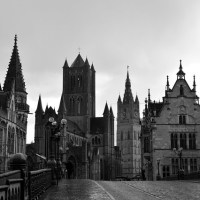 Belgium: Ghent - a first impression part I