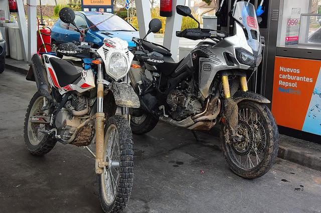 Opinión Honda Africa Twin 2015