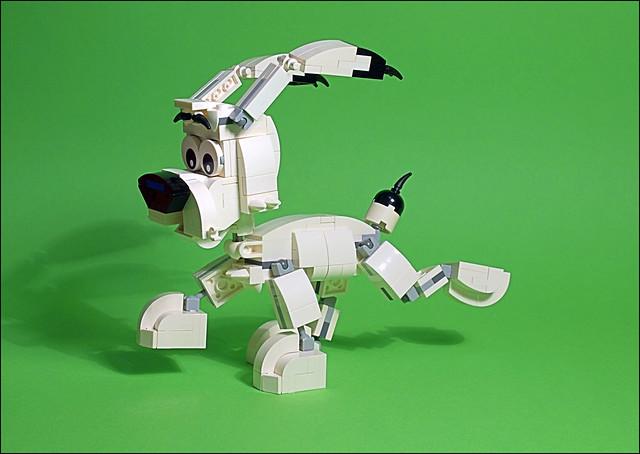 LEGO Idéfix
