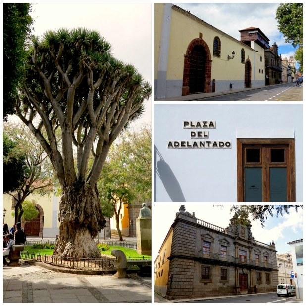 Plaza del Adelantado La Laguna