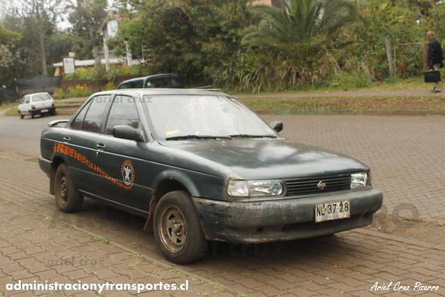 Taxi Isla de Pascua | Nissan V16 (NL3728)