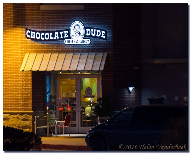 Chocolate Dude
