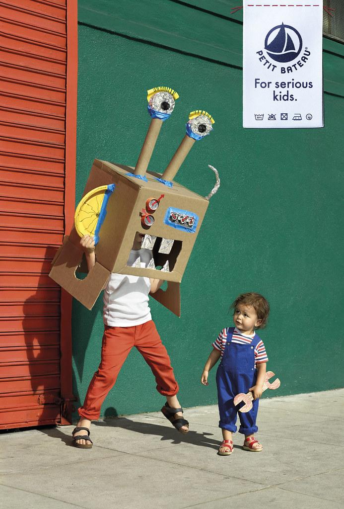Petit Bateau - For Serious Kids 5