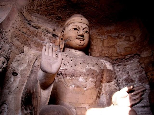 Cuevas Yungang
