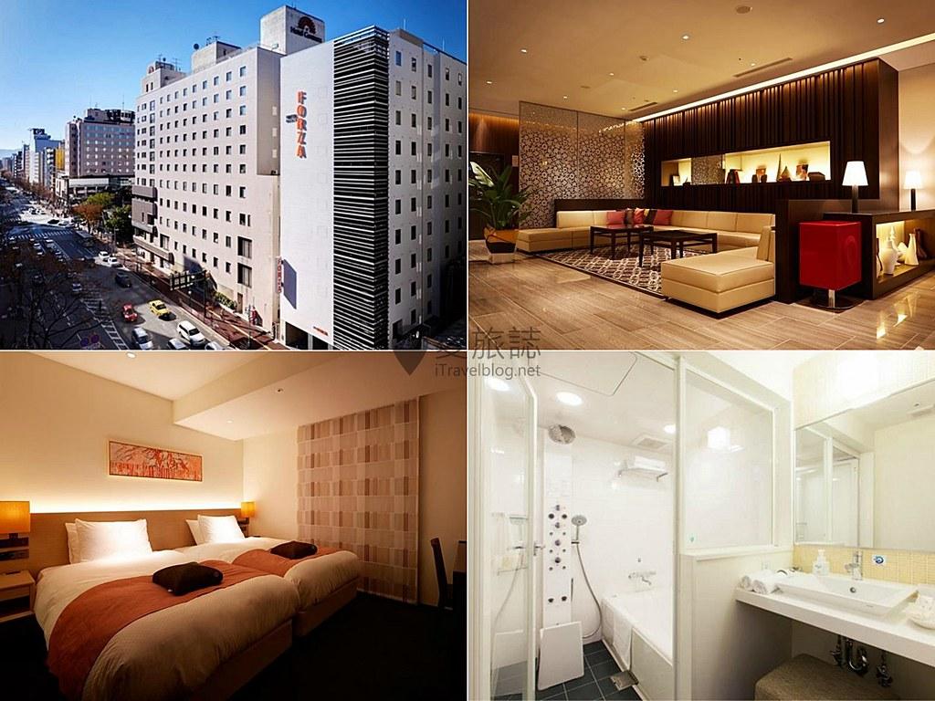 《福冈订房笔记》2011-2015年10间新开业酒店.酒店.民宿与胶囊旅馆,2016搭乘廉航前往九州岛自由行