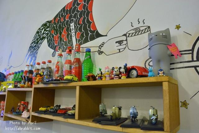 25019170656 25179085e2 o - [台中]Tano Cafe--老屋系列 part10之巷弄咖啡廳,有店貓唷!@北區 一中街