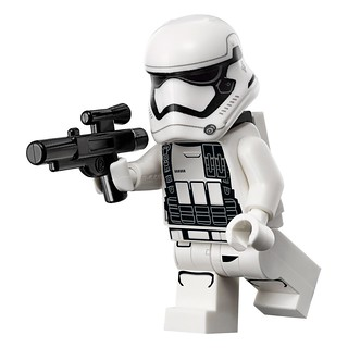 First Order Stormtrooper exclusif LEGO 30602