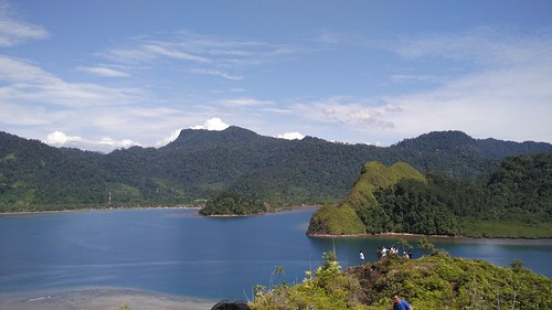 The Island of Teluk Bungus