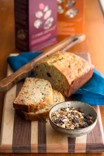 Fruity Muesli Loaf