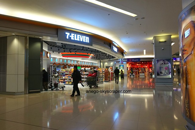 香港空港 2タミ セブン