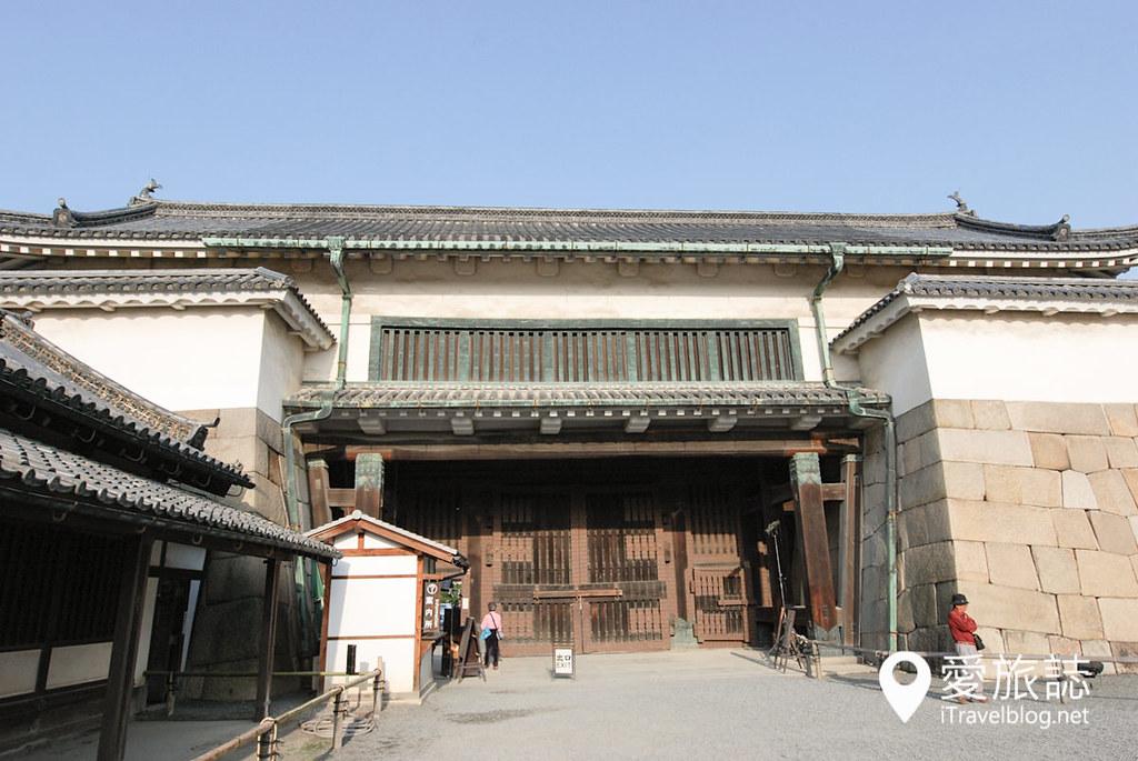 京都赏樱景点 元离宫二条城 45