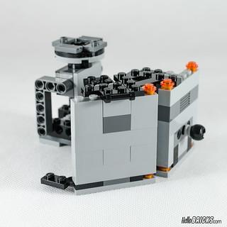 REVIEW LEGO Star Wars 75137 Carbon-Freezing Chamber 16 (HelloBricks)